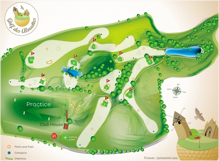 golf-alouettes